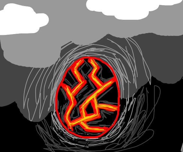 ancient magma egg