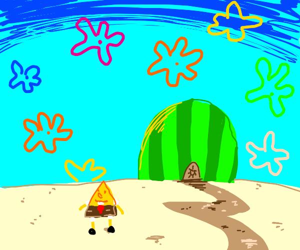 Spongebob knockoff
