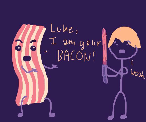 luke i am your bacon