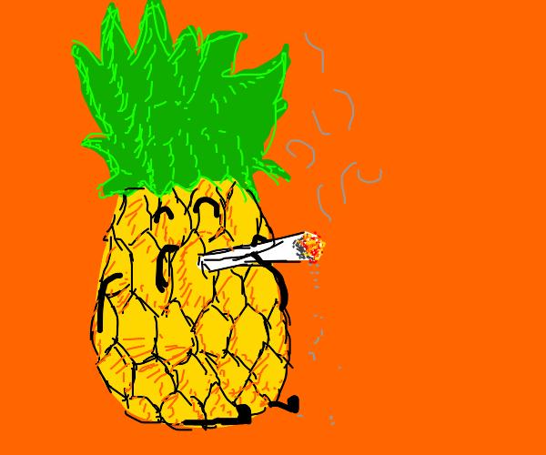 Highapple (weed + pineapple)