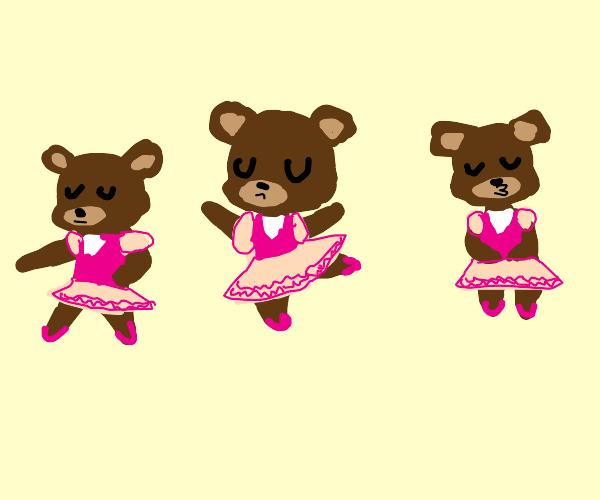 bear ballet