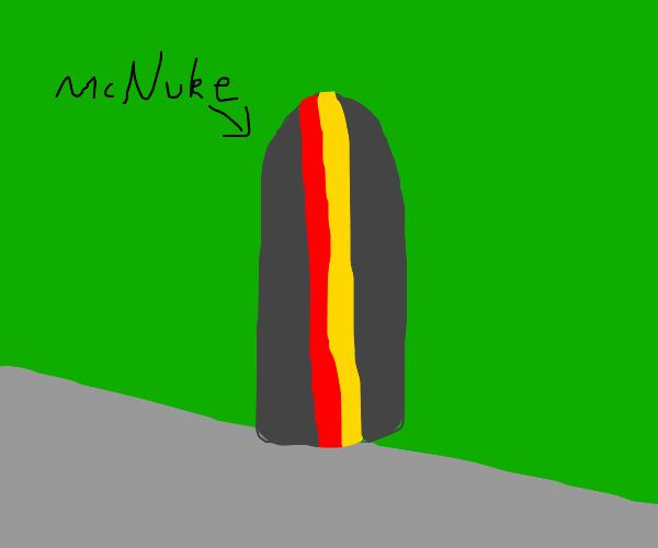 When you buy a McNuke(tm)