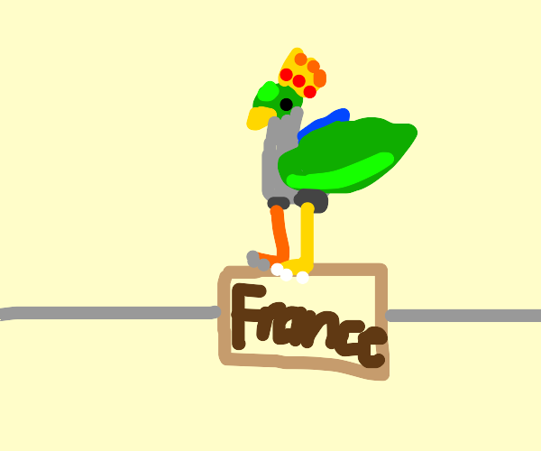 duck is king of France