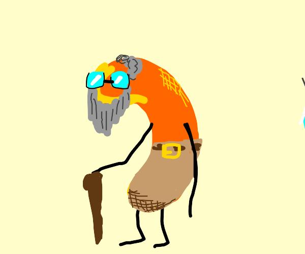 old cheeto