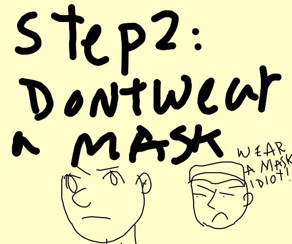 Step 1: Get Coronavirus