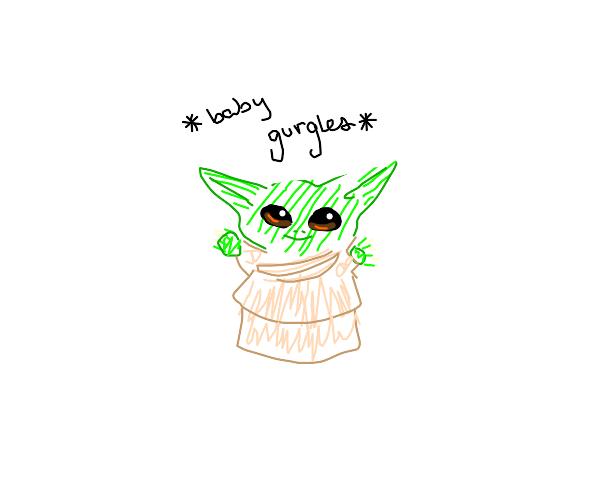 Draw Yoda, you must