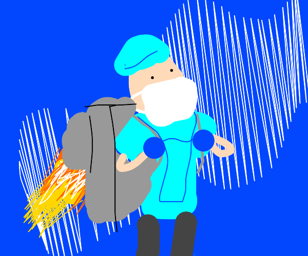 jet pack surgeon