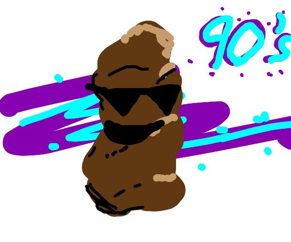 90s turd person