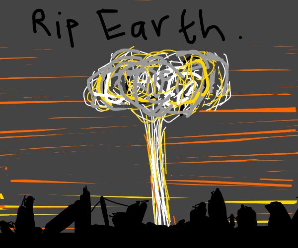 Extinction level event