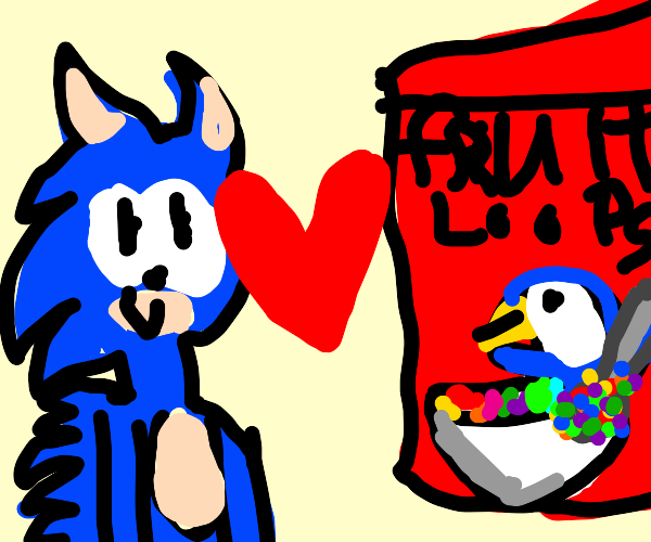 sAnIc LiKeS fRuIt LoOpS