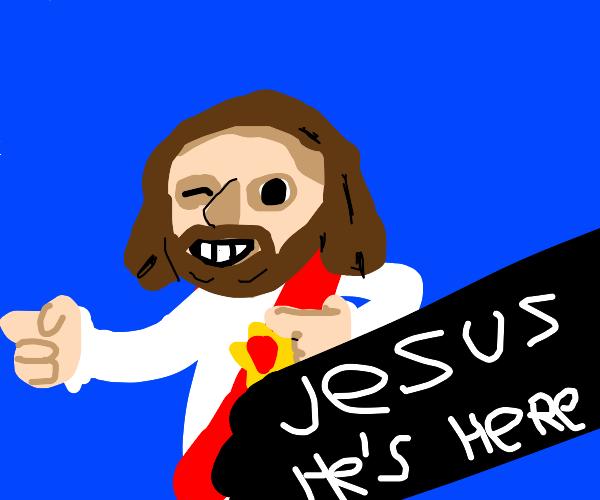 jesus is in smash bros