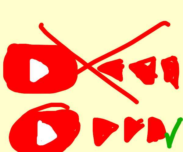 YouTube Rewing? Nah YouTube FORWARD