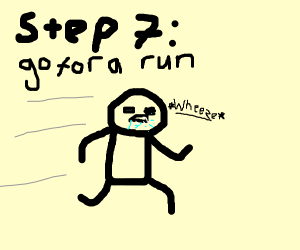 """Guy completed Step 6: """"Contract Asthma"""""""