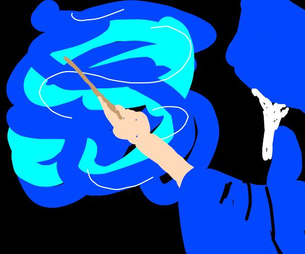 Blue Magic Outburst