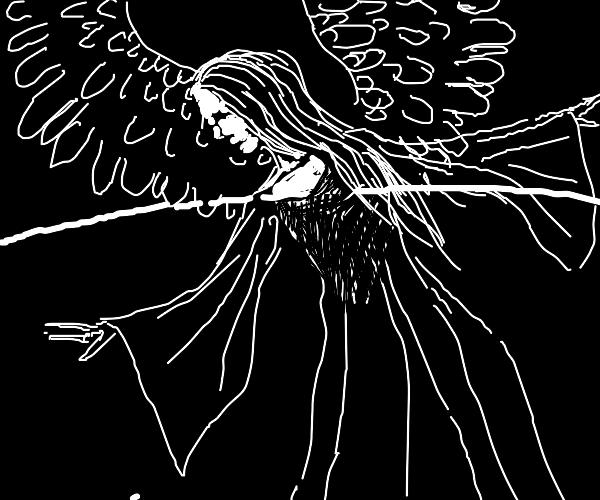 angel soul returns to earth