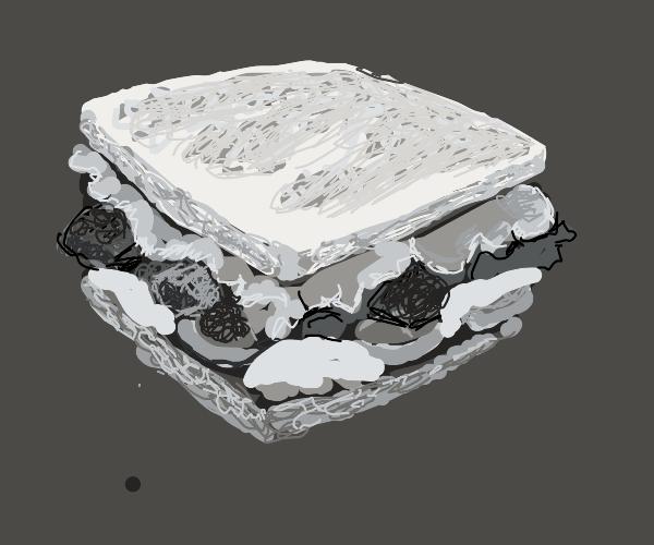 A delicious sandwich