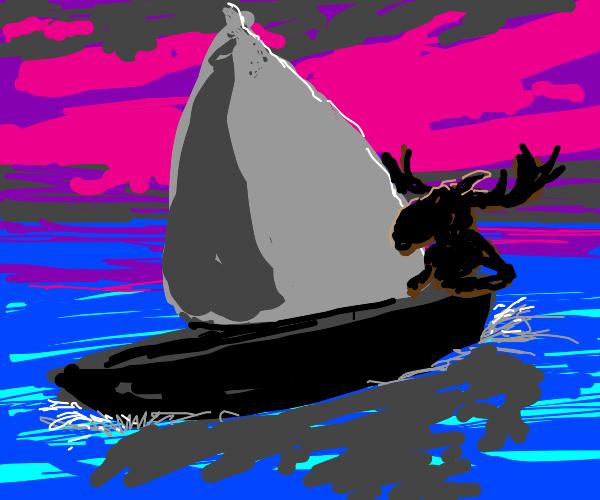Elk Sailing