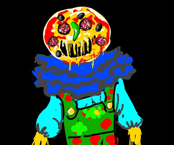 Pizza clown