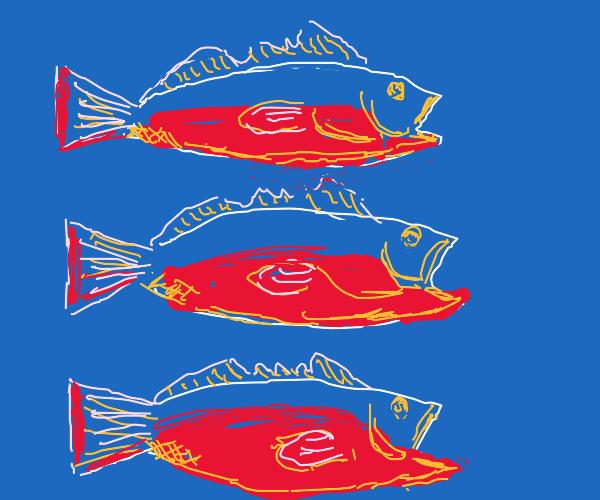 Warhol fish