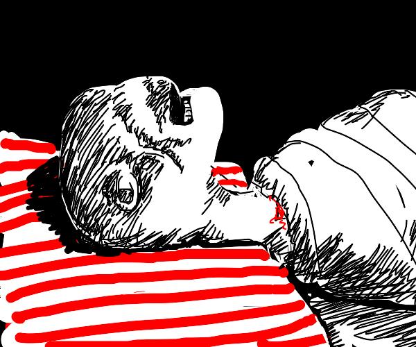 Eraserhead baby (1977)