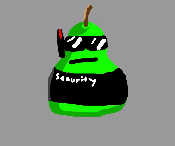 Pear Bouncer