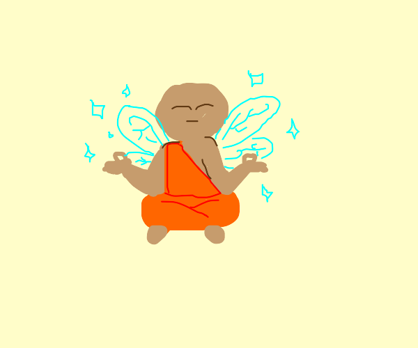 fairy monk