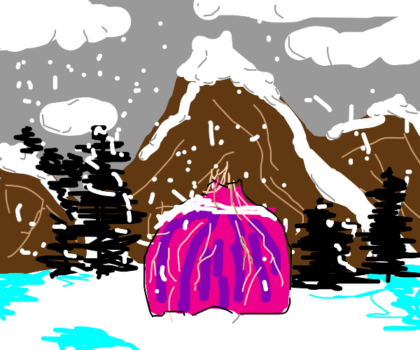 Onion in winter