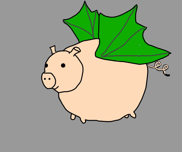 Obese Pig-Dragon