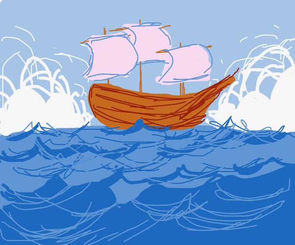 british ship