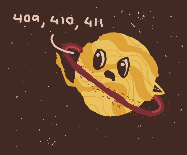 saturn counts the stars