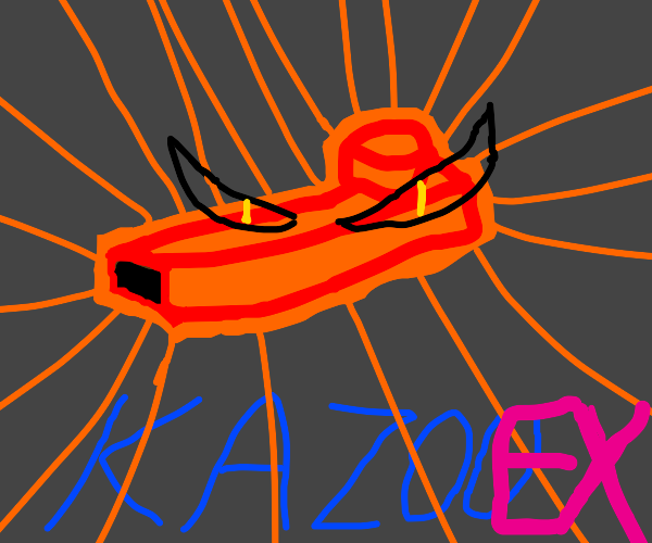 Evil kazoo