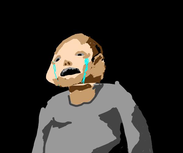 Crying discord mod