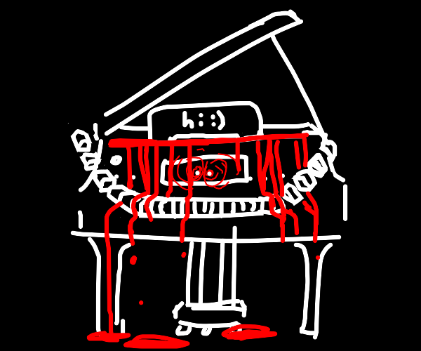 Scary Sentient Piano
