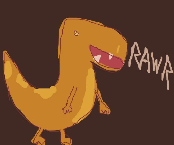 Vicious dinosaur