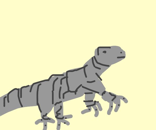 robot lizard
