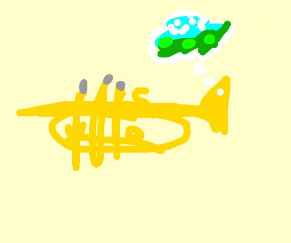 Dreamy Trumpet