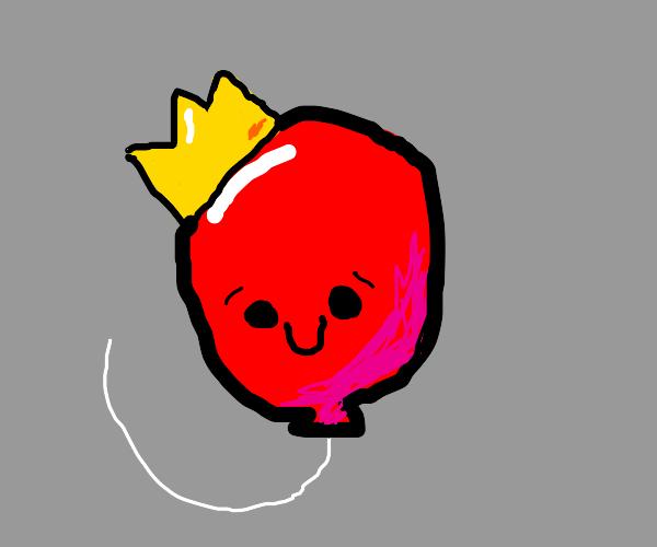 queen of ballons