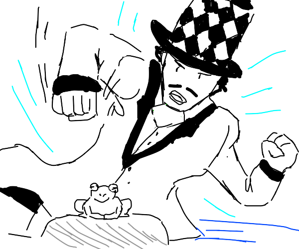 Will A Zeppeli teaches you how to use Hamon