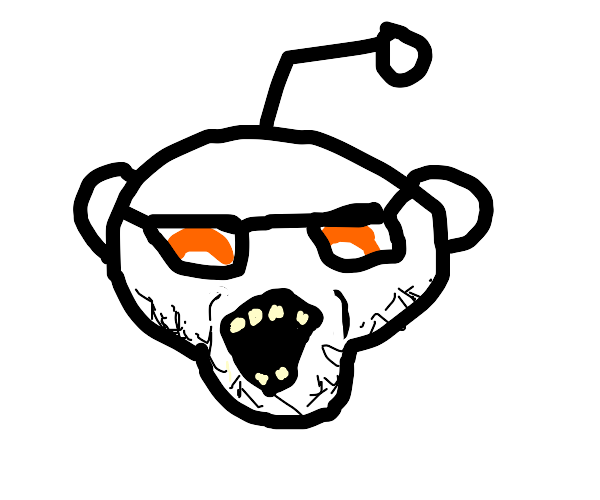 Reddit symbol