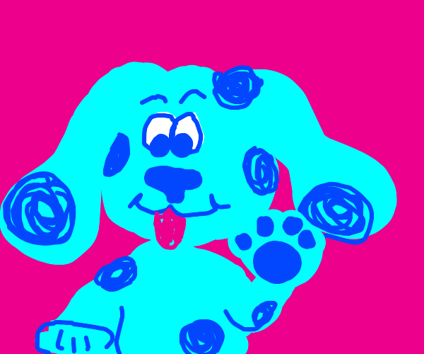 Who's Clues? Blue's Clues!