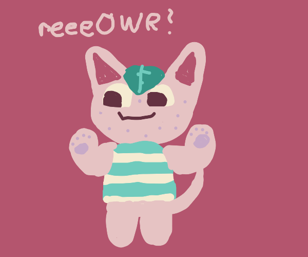 Tangy (Animal Crossing)