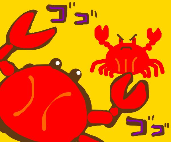 Legal Crab Battle