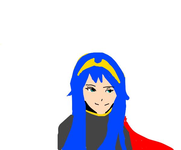 Lucina from Fire Emblem/Smash Bros