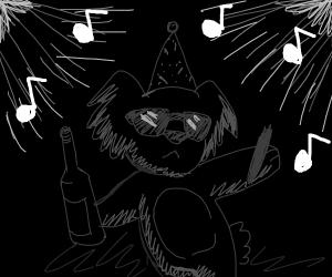 Party koala