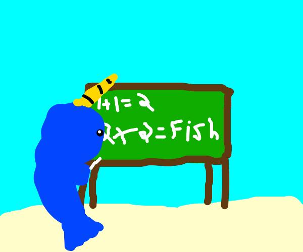 Narwhal mathematician :O