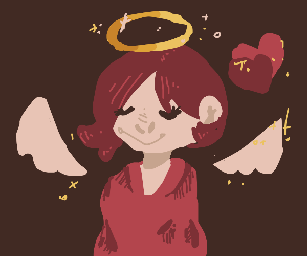 Angel loves you