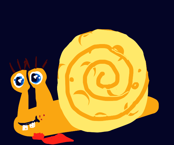 Gary/Spongebob Hybrid