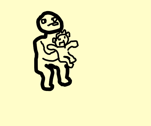 Ventriloquist dummy prince