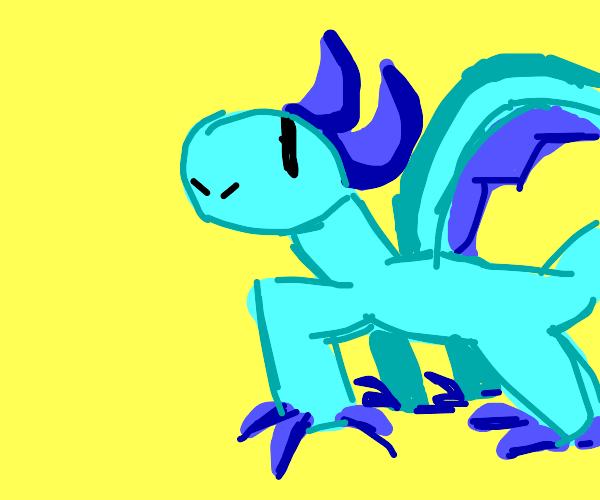 Blu dragon