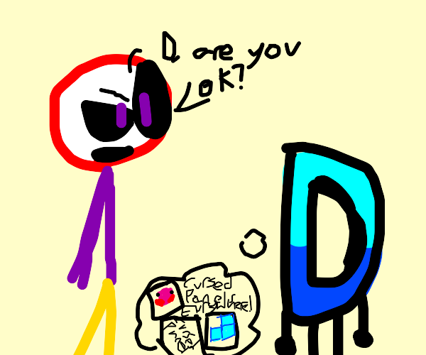 Drawception, why are you so cursed?
